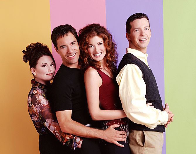 "Sean Hayes just dished on the return of ""Will & Grace,"" our excitement levels shoot to the sky"