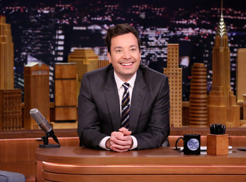 Jimmy Fallon somewhat addressed his controversial interview with Donald Trump