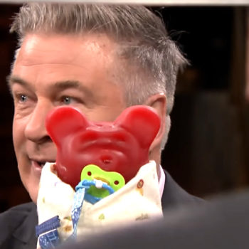 "Alec Baldwin played ""Box of Lies"" with Jimmy Fallon, and pretty much nailed it"