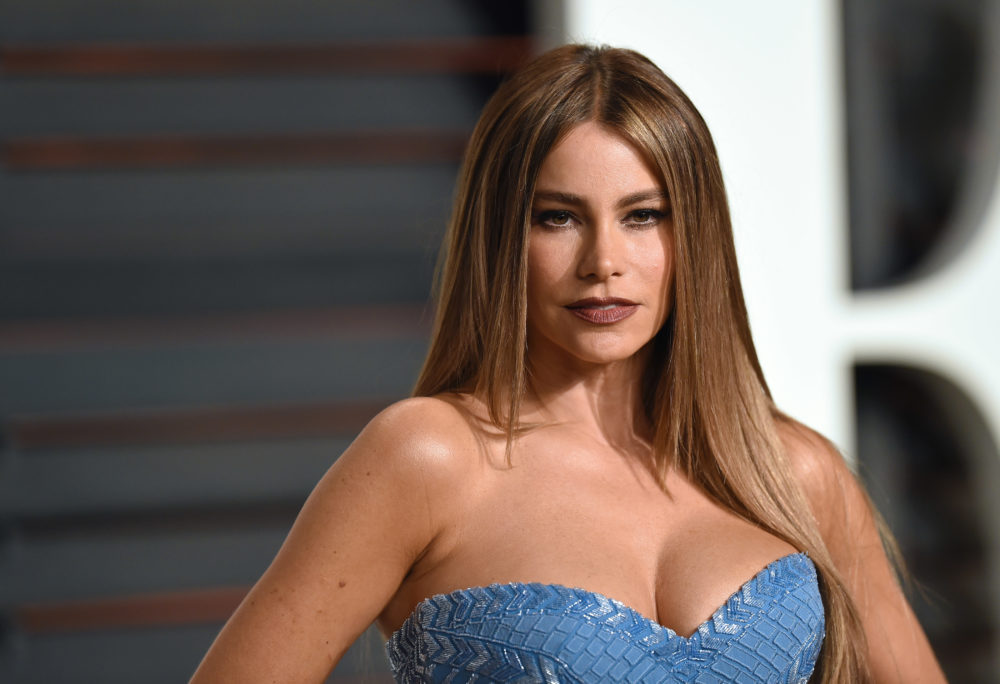 This '90s throwback modeling photo proves Sofia Vergara is Kim Kardashian's doppelgänger