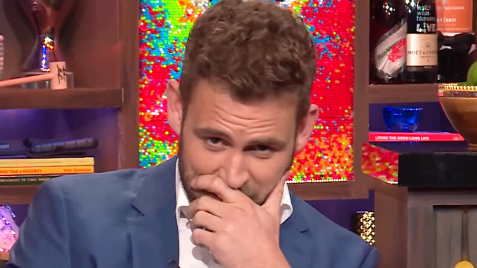 """Nick Viall from """"The Bachelor"""" got real during a game of """"Never Have I Ever"""" with Andy Cohen"""