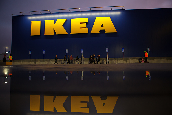 """Ikea is making clothing now, and we plan on living in their """"quilted jacket"""""""
