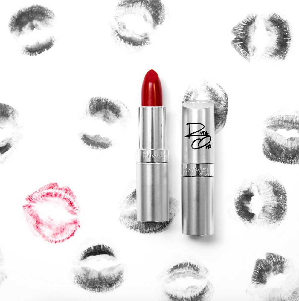 """Spice up your V-Day with Rimmel's """"Fifty Shades Darker"""" collection by Rita Ora"""