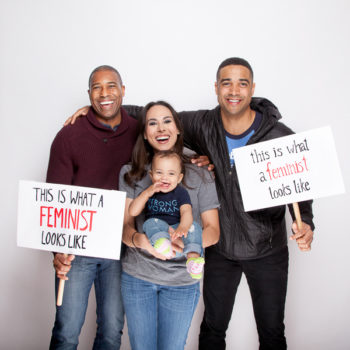 This inspiring photo series shows the diverse faces of feminism