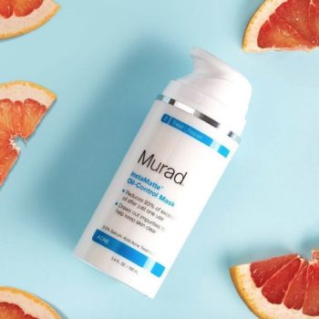 Here's what happened when I used Murad's popular acne fighting oil mask