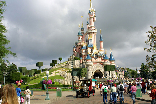 Disney is trying to buy Disneyland Paris because they surprisingly do not own it already