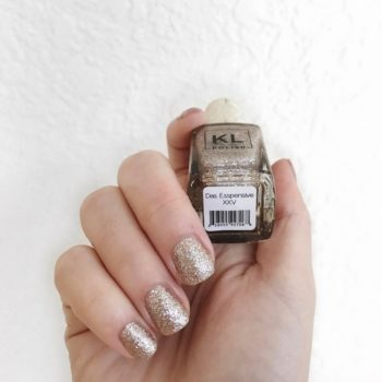 Mark your calendars: Kathleen Lights's limited edition birthday polish launches soon