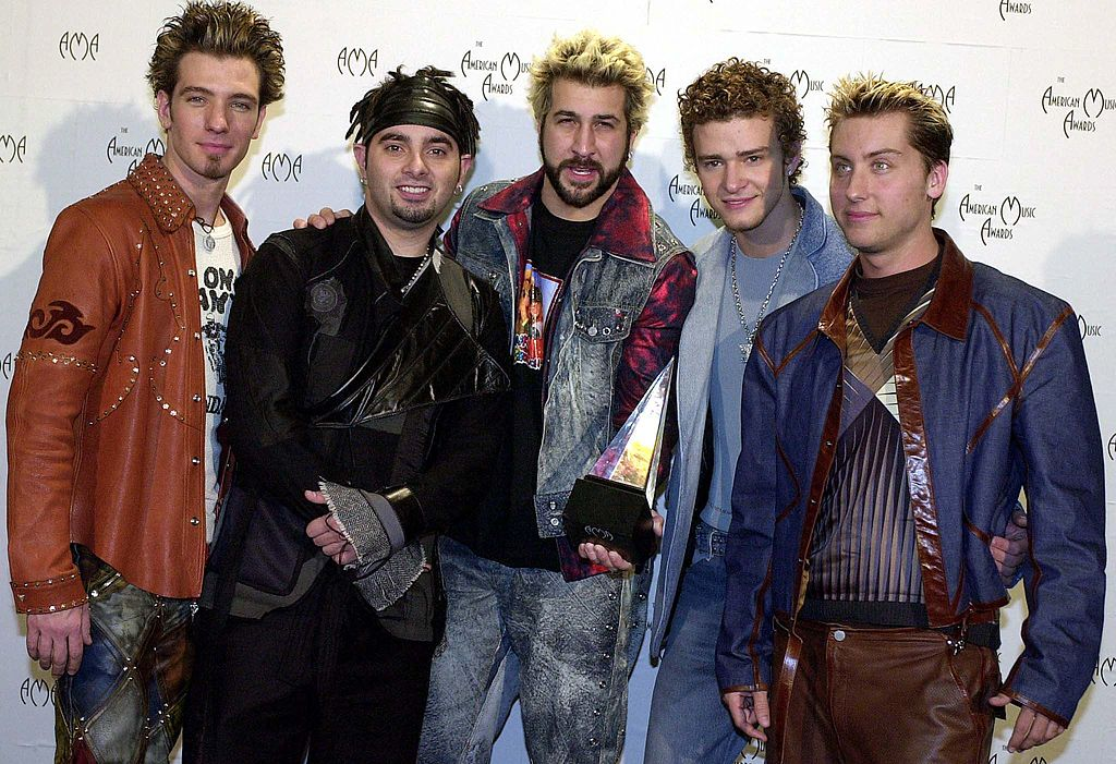Justin Timberlake apologizes for all those silly 'Nsync outfits, and we forgive him