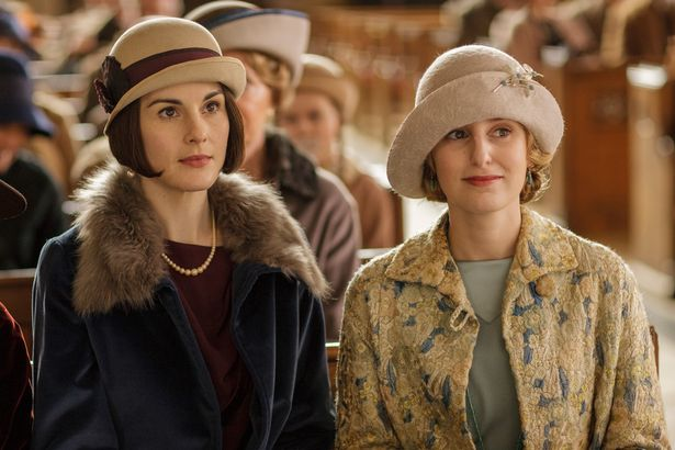 Check out this Downton Abbey mini-reunion at Disneyland