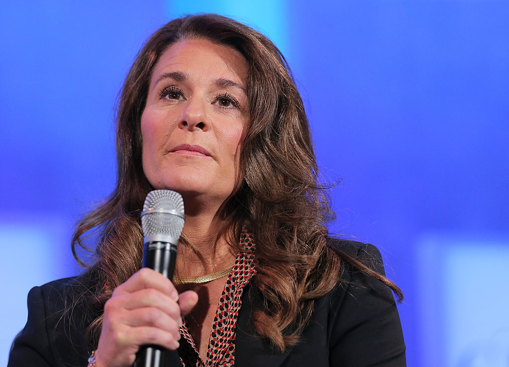 Melinda Gates wants to give 96 million more women access to birth control