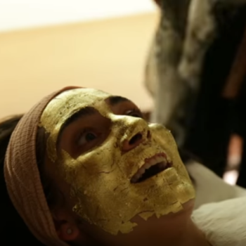 The internet was outraged at the idea of spending $750 on a facial and, hey, we get it