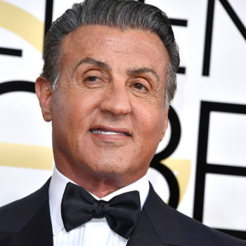 Sylvester Stallone tried Pilates for the first time and he was NOT a fan