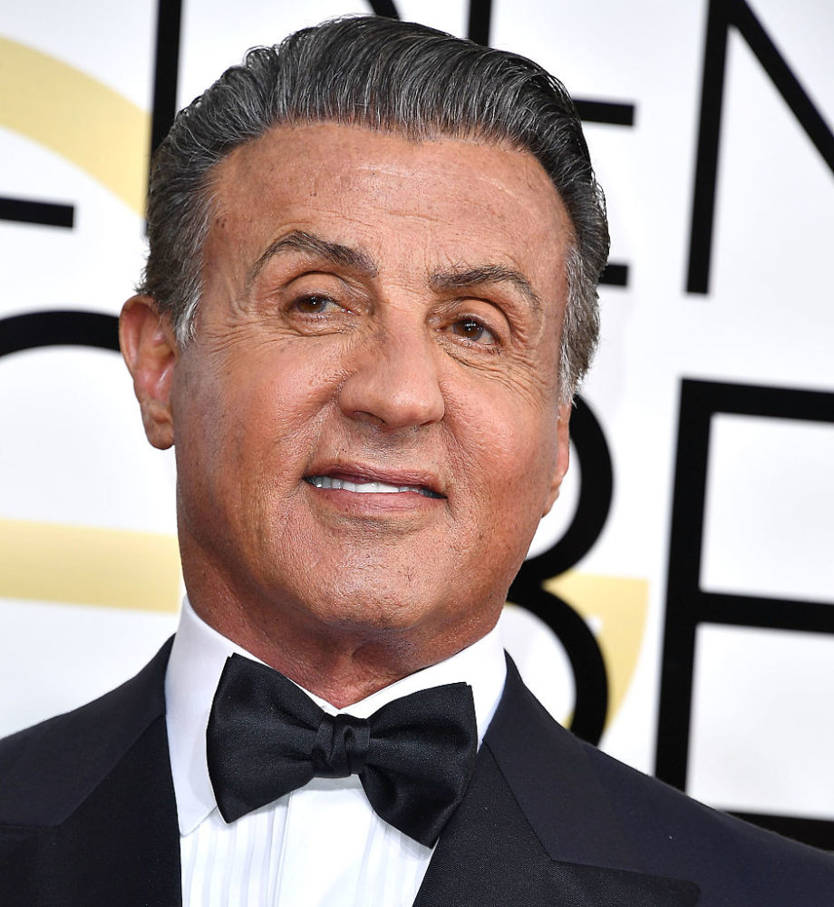 Sylvester Stallone tried Pilates for the first time and he ...
