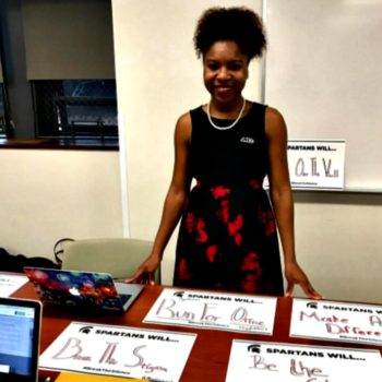 A 22-year-old Detroit woman is running for mayor, because age ain't nothing but a number
