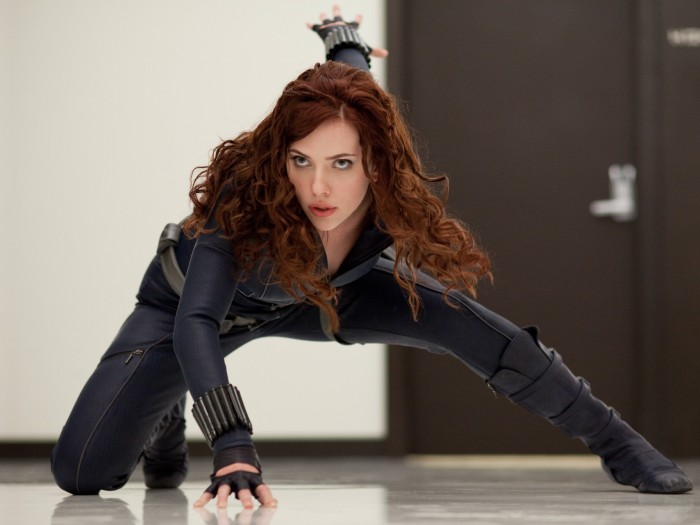 Scarlett Johansson shared why a Black Widow movie hasn't happened yet, and it's pretty reasonable
