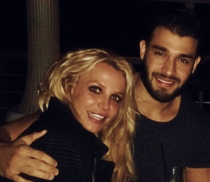 Britney Spears and her boyfriend Sam Asghari just reached a major Hollywood milestone