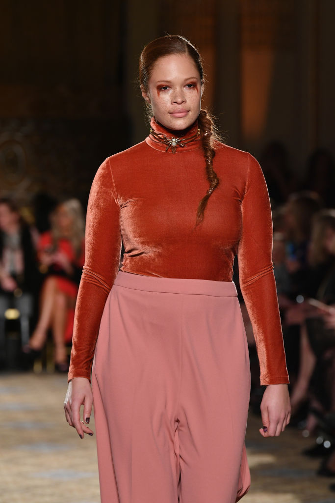 Christian Siriano just filled his NYFW runway with curvy ...