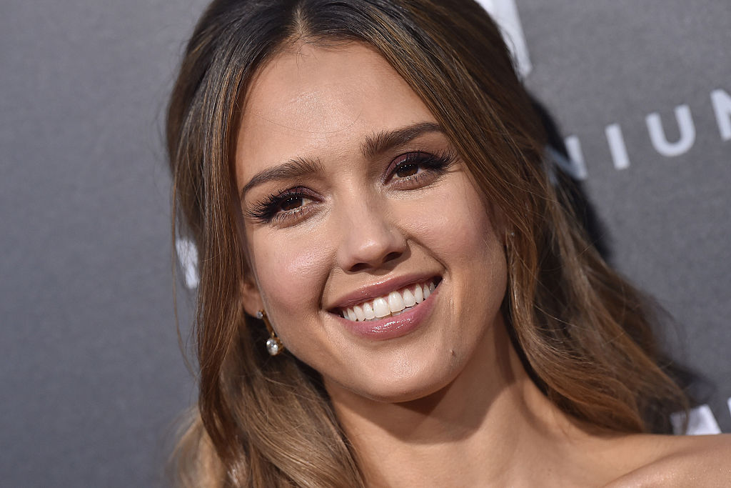 "Jessica Alba was told she ""wasn't Caucasian enough to play the leading lady"""