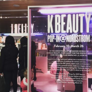 "Nordstrom's Korean beauty ""pop-ins"" are basically a beauty nerd's fantasy"