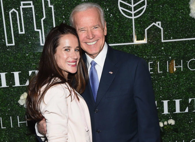 Joe Biden's daughter launches a clothing line made entirely in the USA to benefit underserved communities