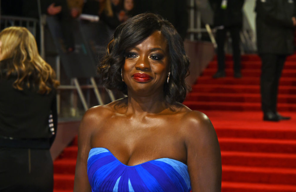 Here's what Viola Davis thinks about stars getting political