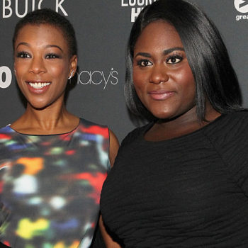 Danielle Brooks and Samira Wiley hung out at New York Fashion Week and it was way glamorous