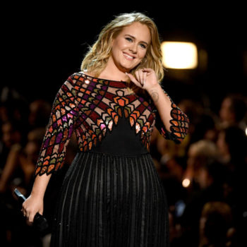 "Adele opened the Grammys with ""Hello,"" and now we have tingles"