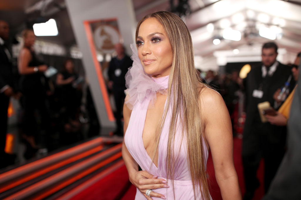 J.Lo quoted author Toni Morrison during her rousing Grammys speech, and we are SO inspired