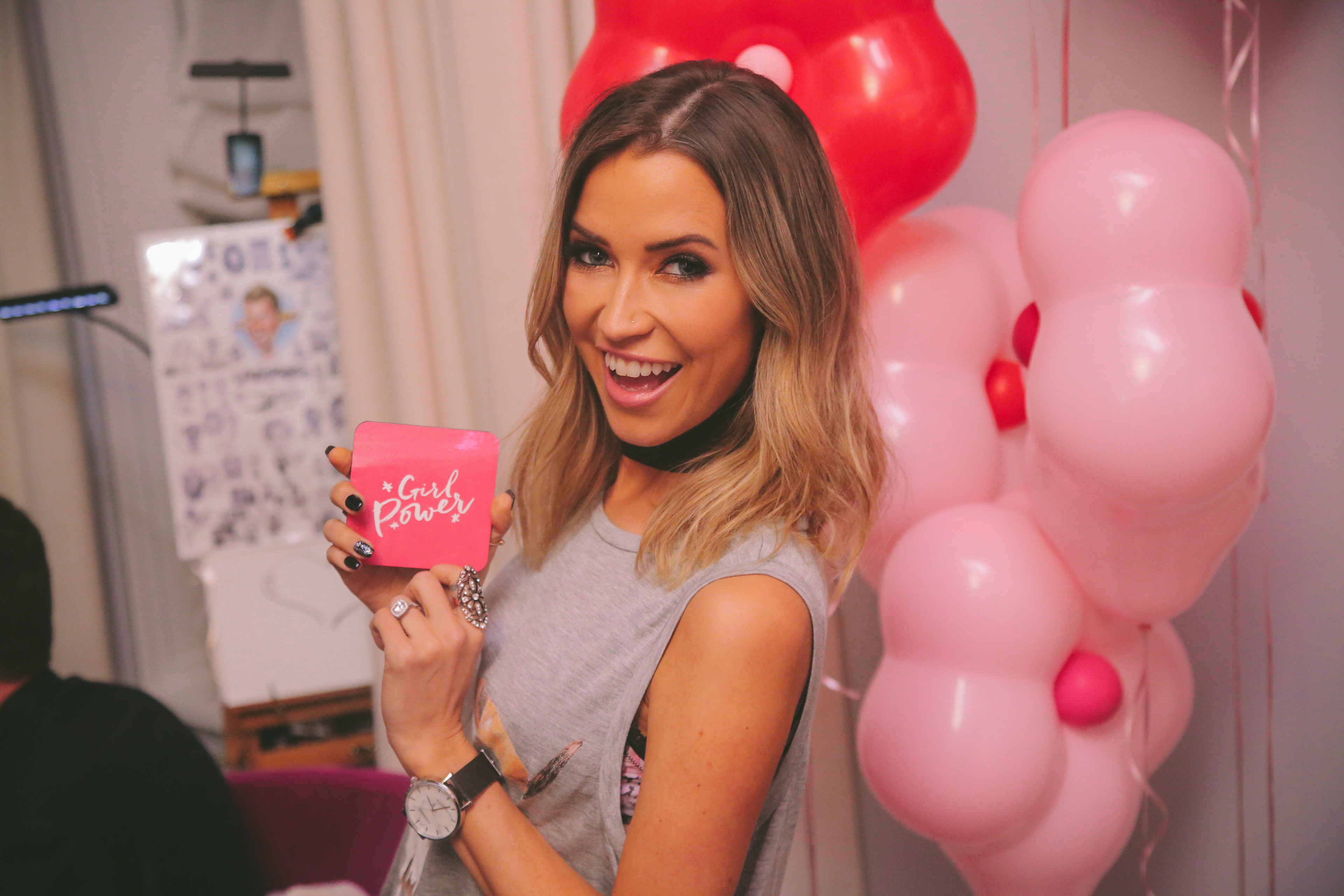"""Bachelorette"" Kaitlyn Bristowe opens up about her fiancé, her BFF, and how to celebrate Galentine's Day"