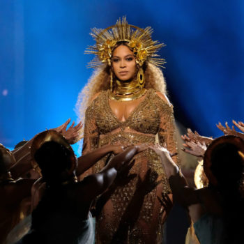 Beyoncé was wearing drugstore makeup at the Grammys, and here's how to buy it