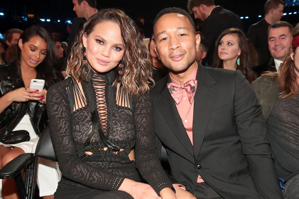 See the gorgeous couples at the Grammy that were giving us pre V-Day #goals