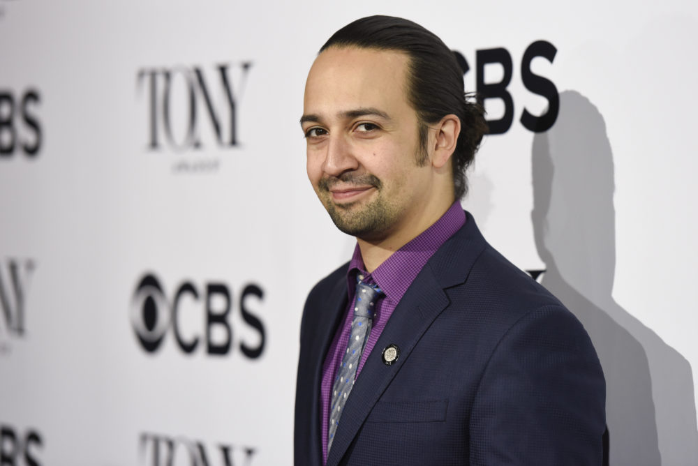 Lin-Manuel Miranda just made us all a spectacular Galentine's Day playlist that honors iconic women