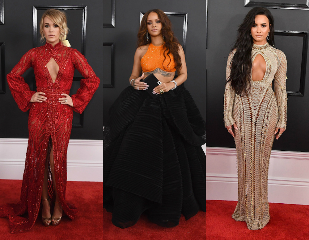20 of our fave red carpet looks from the Grammys, because OMG so much fashion