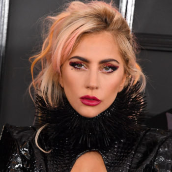 Lady Gaga rocked fire engine red eye makeup at the Grammys – here's how to get the look