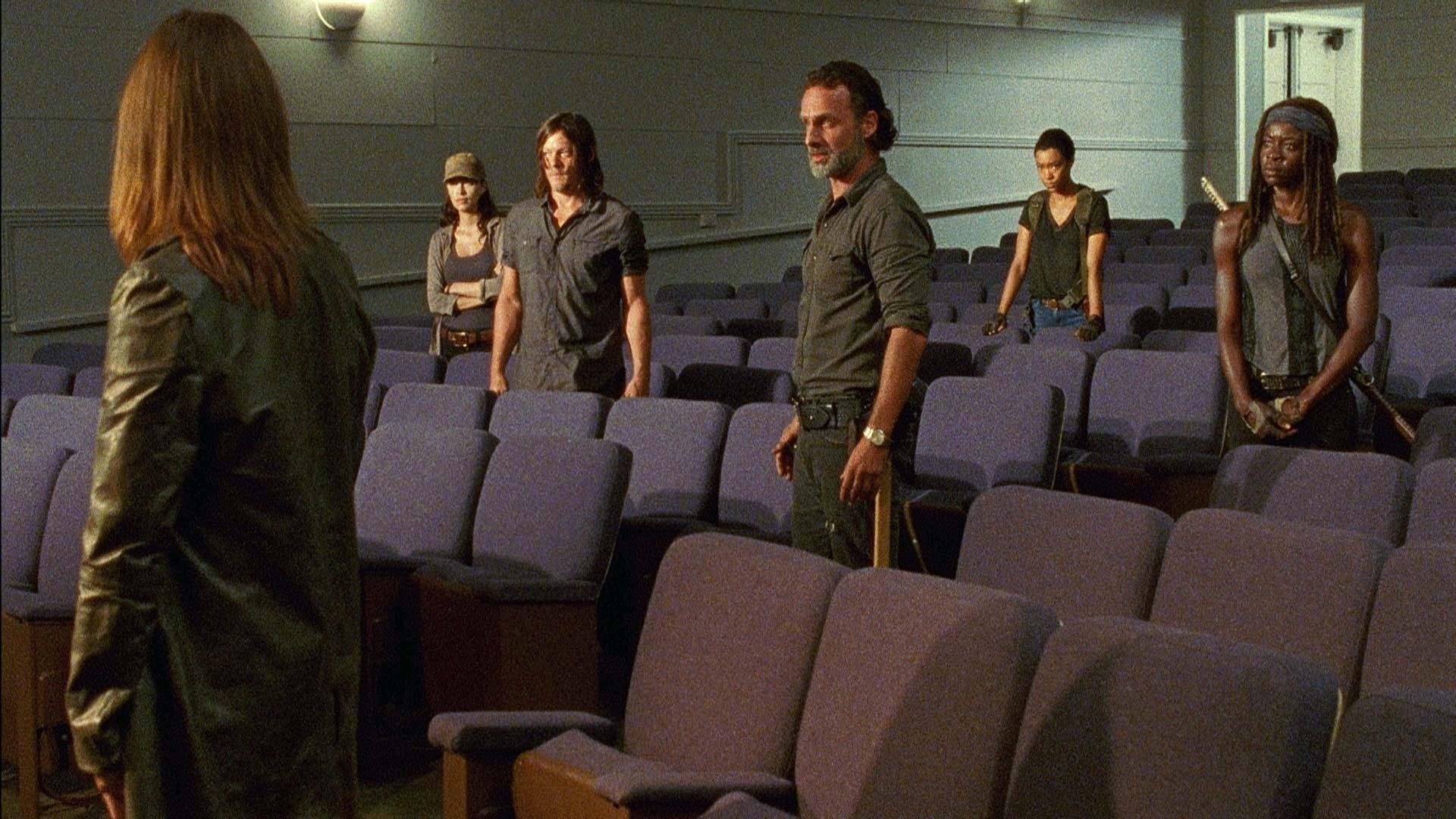 """Why a tiny detail has me convinced this major """"Walking Dead"""" character is next to die"""