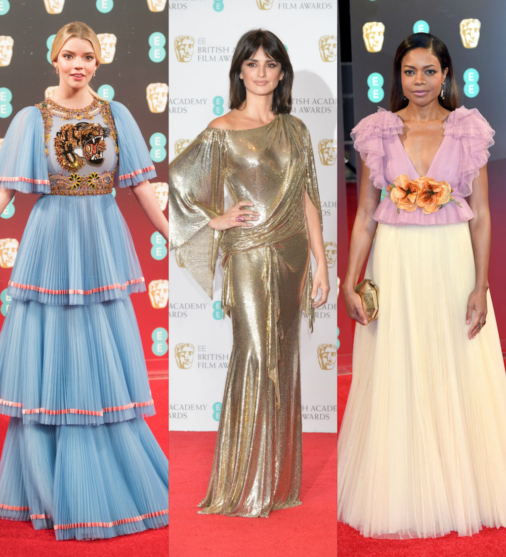 Here are 20 of the red carpet looks from the BAFTAs that we can't stop gushing over