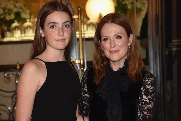 Julianne Moore and Molly Ringwald's daughters both made their NYFW debut this weekend