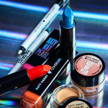 Katy Perry and CoverGirl dropped a new collection, and it's full of bold, sparkly products
