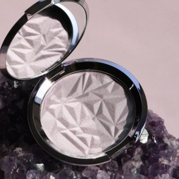 Becca Cosmetics' new prismatic highlighter will be the perfect addition to your crystal collection
