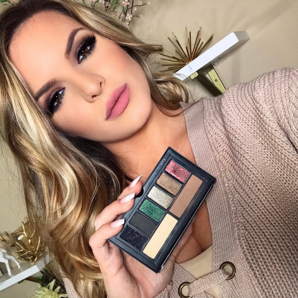 Smashbox is collaborating with a beauty vlogger on a mysterious product