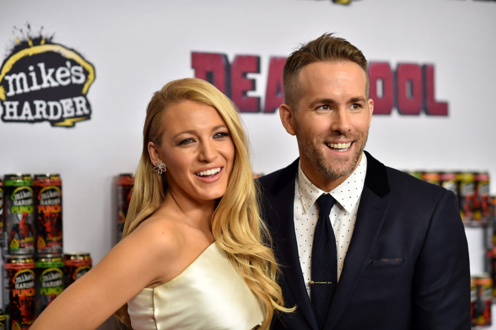 Blake Lively and Ryan Reynolds' Valentine's Day plans are chill couple goals