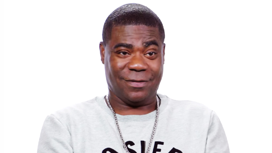 This funny pep talk from Tracy Morgan is exactly what we needed this morning