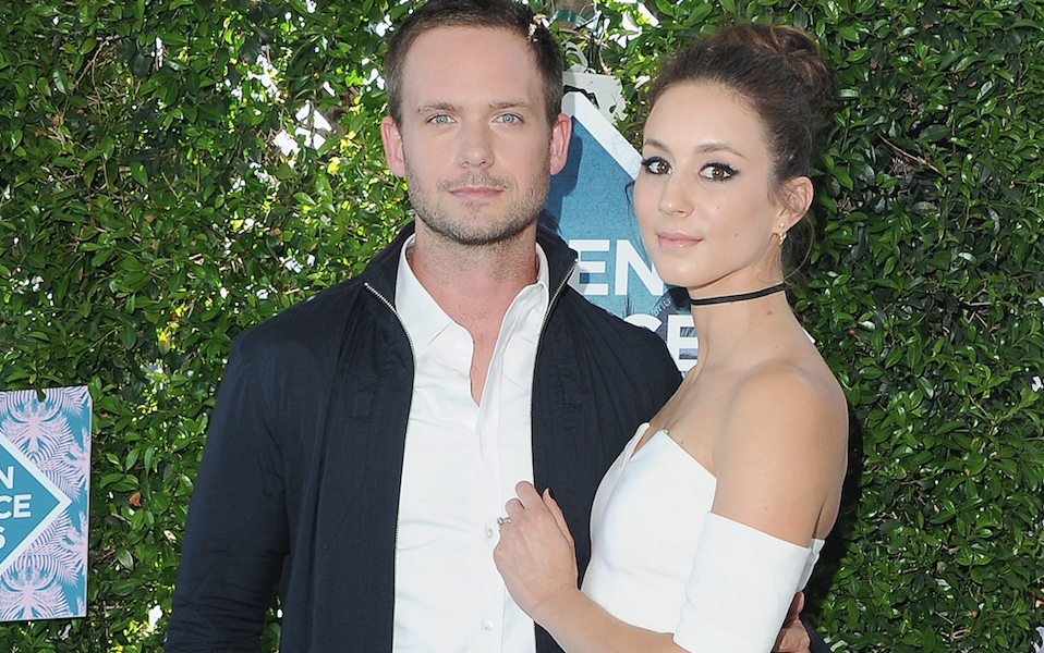 Troian Bellisario shared her first Valentine's Day gift as a married woman, and we're feeling it