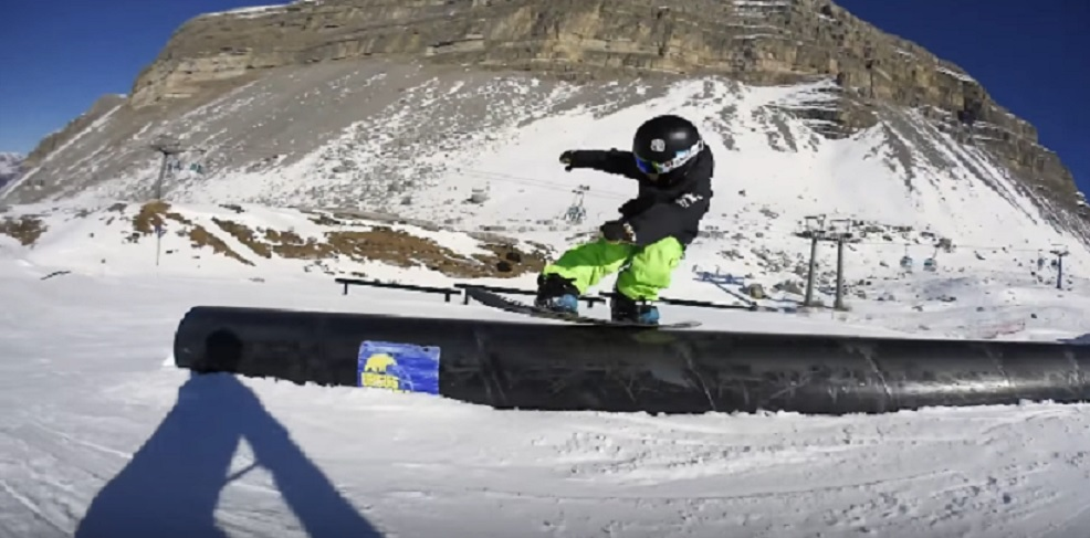 This 6-year-old snowboarder is here to make you feel like your adult self isn't truly good at anything yet