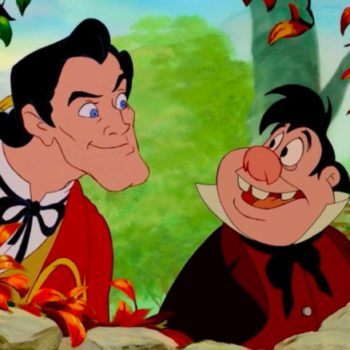"""Josh Gad is in love with """"Beauty and the Beast's'"""" Gaston, and so are we"""