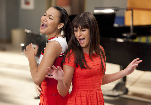 """Ryan Murphy is frustrated that everyone only talked about the female feuds behind-the-scenes on """"Glee"""""""