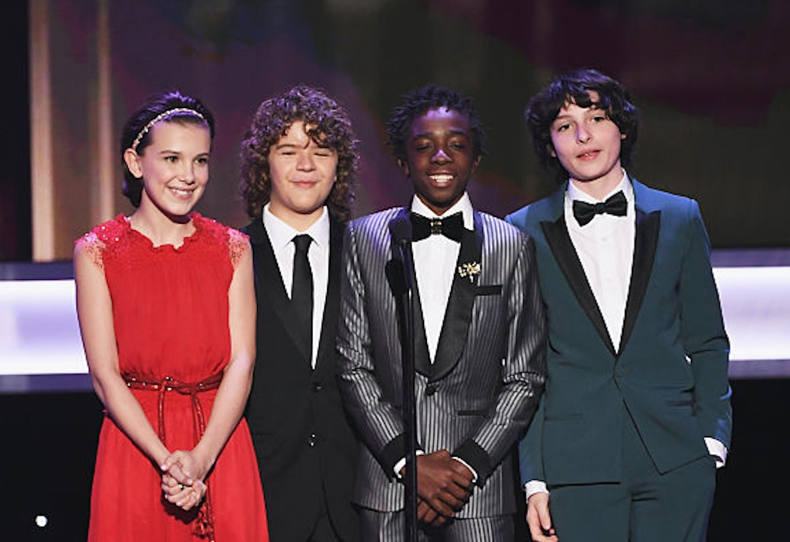 """This """"Stranger Things"""" cast member wants to direct a music video, but he needs our help"""