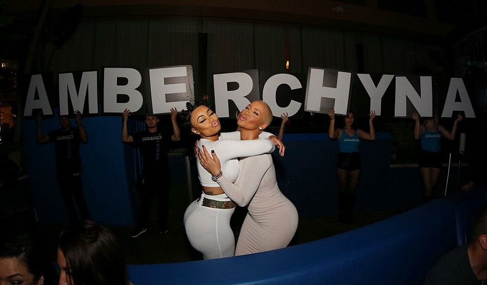 Amber Rose proved that sometimes your soulmate is your BFF in this Insta post to Blac Chyna