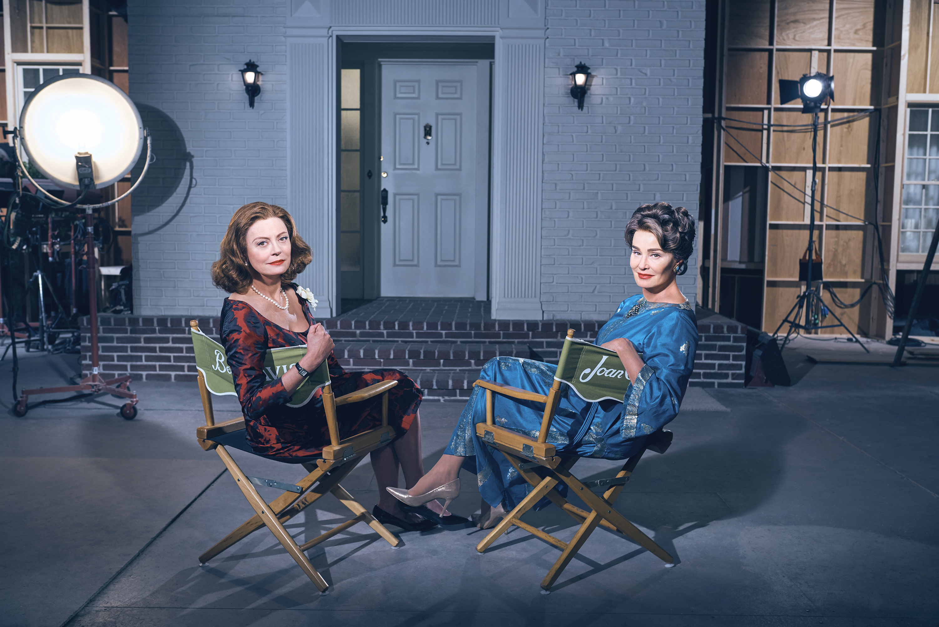 "The full length trailer for ""Feud"" is here, and it is the most overly dramatic thing you will watch today"