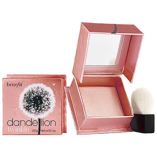 Benefit Cosmetics just released a new addition to their beloved Dandelion blush line